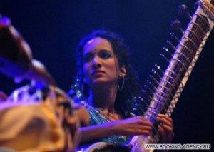 Anoushka Shankar - заказ артиста
