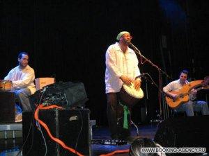 Барабаны мира - заказ артиста