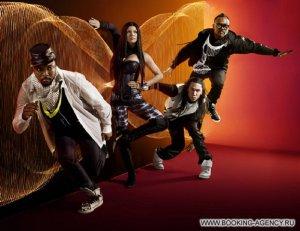 Black Eyed Peas - заказ артиста