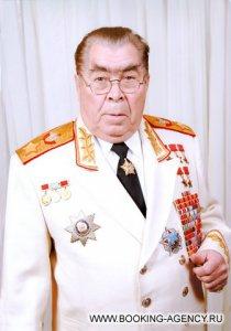 Двойник Брежнева - заказ артиста