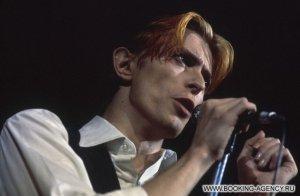 David Bowie - заказ артиста