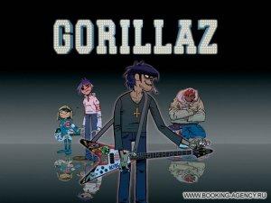 Gorillaz - заказ артиста