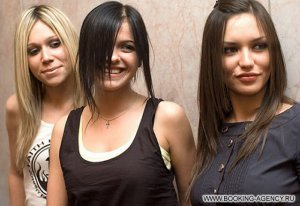 Группа Серебро - заказ артиста