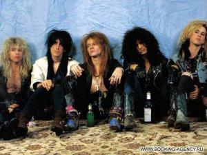 Guns N' Roses - заказ артиста