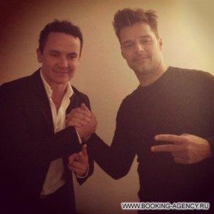 Ricky Martin - заказ артиста