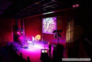 Театр Песка Назарова - заказ артиста
