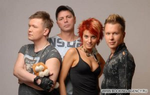 Группа Турбомода - заказ артиста